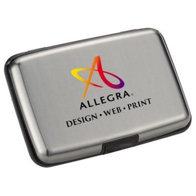 Discovery Aluminum Card Case