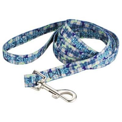 "Full Color 3/4"" Wide Premium Pet Leash"