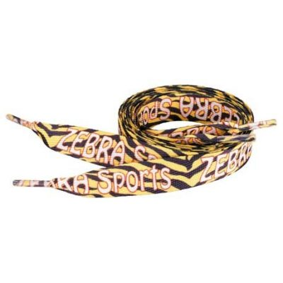 "Full Color Shoelaces - 3/4""W x 45""L"