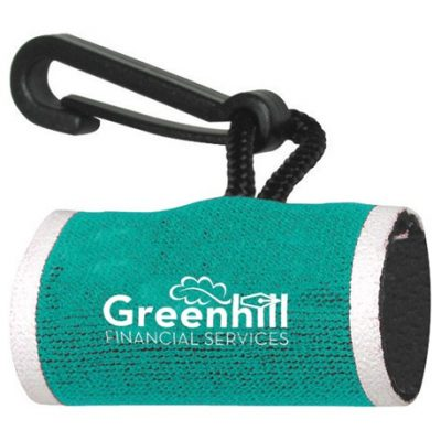 Neoprene Lip Balm Sleeve with Clip