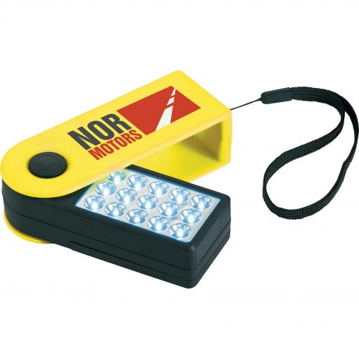 Slide Flashlight