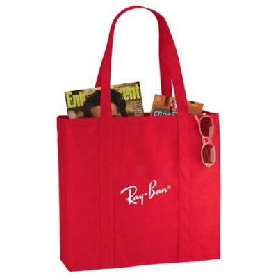 Willow Non-Woven Shopper Tote