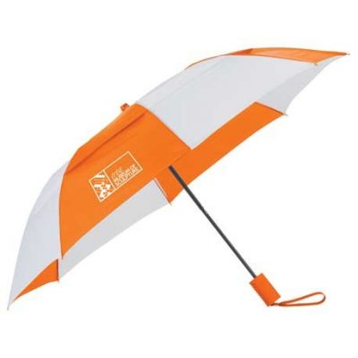 "42"" Vented Folding Umbrella"