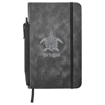 """5"""" x 8"""" Victory Notebook with Pen"""