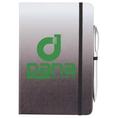 """6"""" x 8.5"""" Gradient Bound Notebook"""