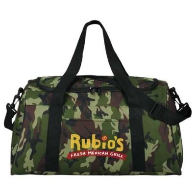 "Camo Hunt 18"" Duffel Bag"