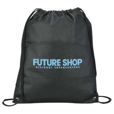Coast Non-Woven Drawstring Bag