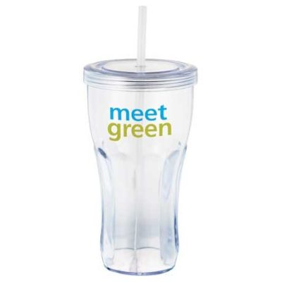 Fountain Soda 24oz Tumbler