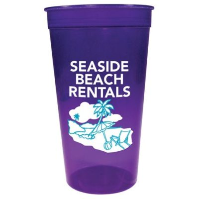 Jewel 32oz Stadium Cup