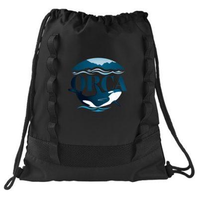 Tactical Mesh Drawstring Bag