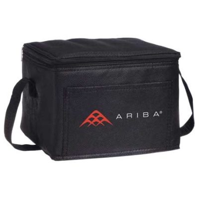 Sea Breeze 6-Can Non-Woven Lunch Cooler