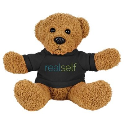 "6"" Rag Bear with Shirt"