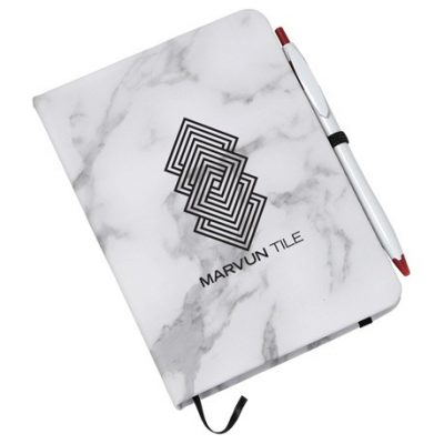 """5"""" x 7"""" Marble Notebook"""