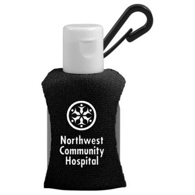 5oz Hand Sanitizer w/ Neoprene Sleeve