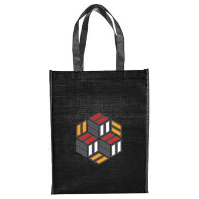 Crossweave Non-Woven Convention Tote