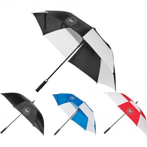 "58"" Windproof Fiberglass Golf Umbrella"