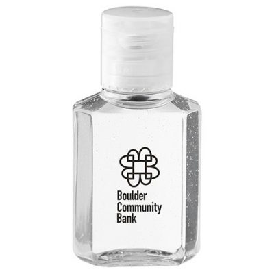 1oz Hand Sanitizer Gel with 80% alcohol